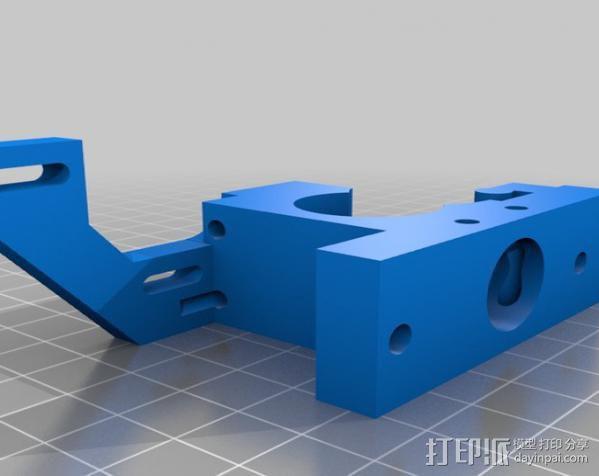 蜗杆传动器 3D模型  图15