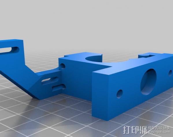 蜗杆传动器 3D模型  图16