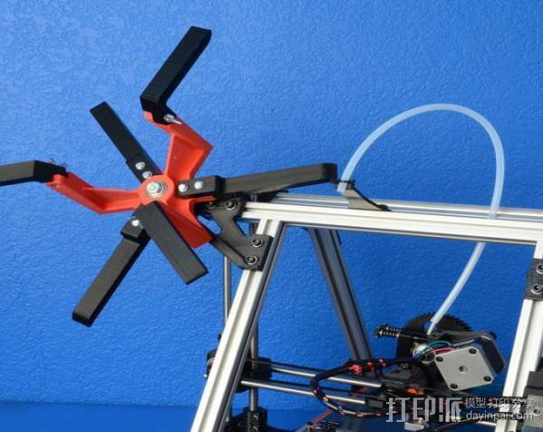 AO-100 3D打印机 3D模型  图5