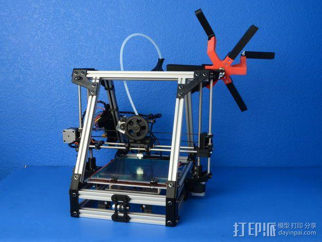 AO-100 3D打印机 3D模型  图1