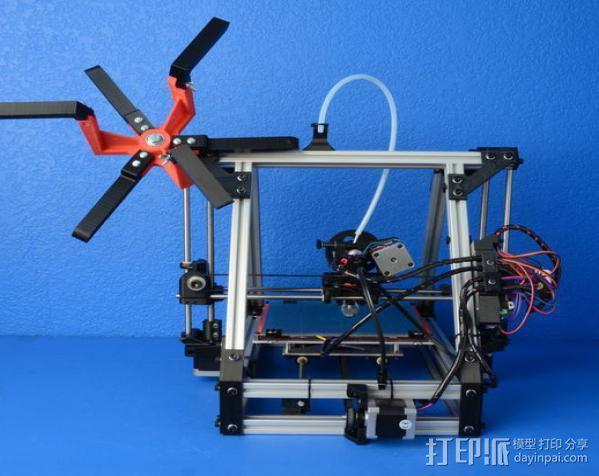 AO-100 3D打印机 3D模型  图3