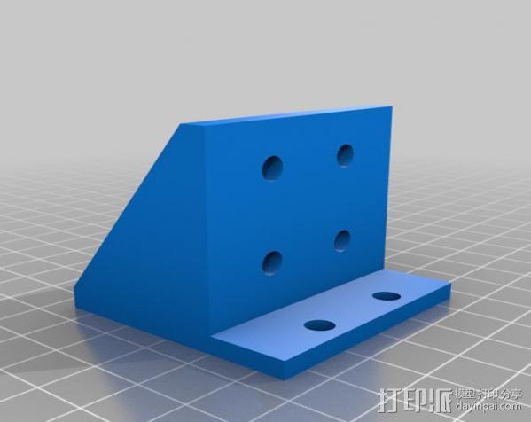 MSB 3D打印机 3D模型  图5