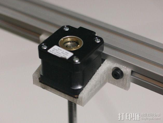 MSB 3D打印机 3D模型  图2