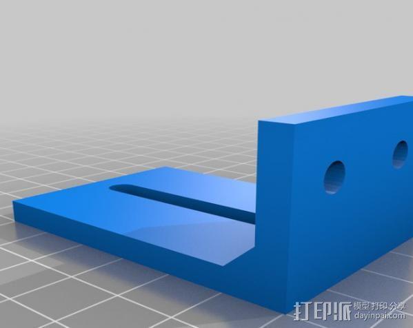 MSB 3D打印机 3D模型  图7