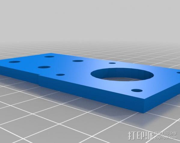 MSB 3D打印机 3D模型  图9