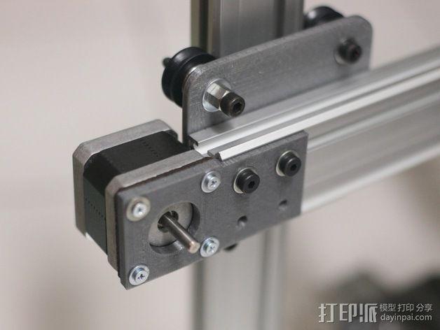 MSB 3D打印机 3D模型  图8