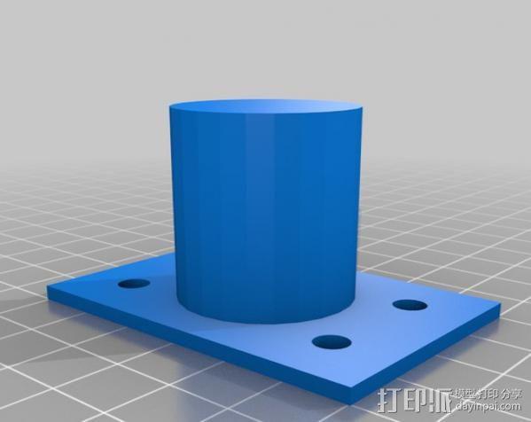 MSB 3D打印机 3D模型  图14
