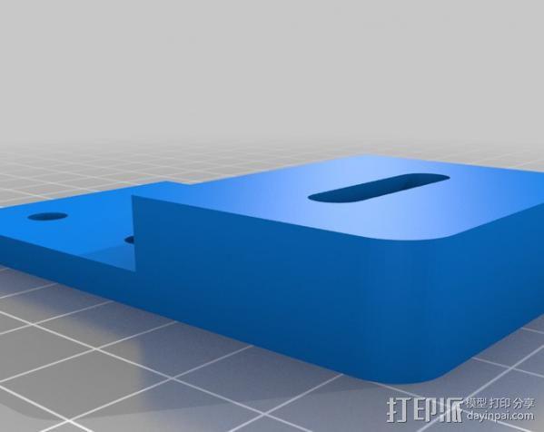 MSB 3D打印机 3D模型  图12