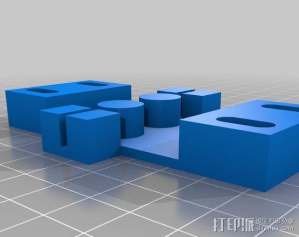 MSB 3D打印机 3D模型  图20