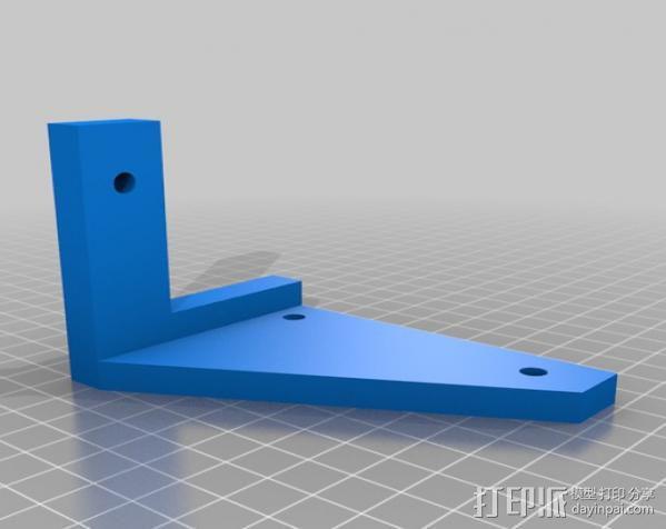 MSB 3D打印机 3D模型  图21