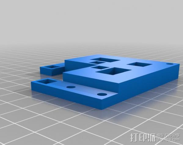 MSB 3D打印机 3D模型  图24