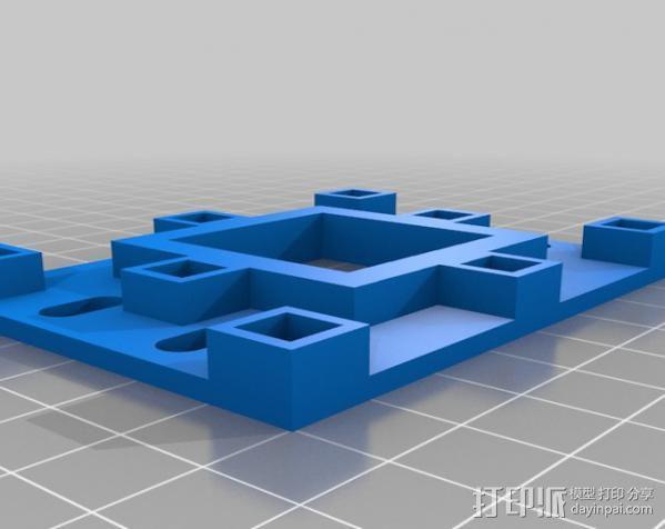 MSB 3D打印机 3D模型  图26