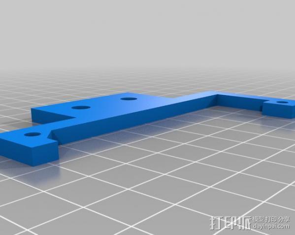 MSB 3D打印机 3D模型  图27