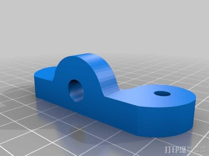 Reprap3D打印机 3D模型  图3