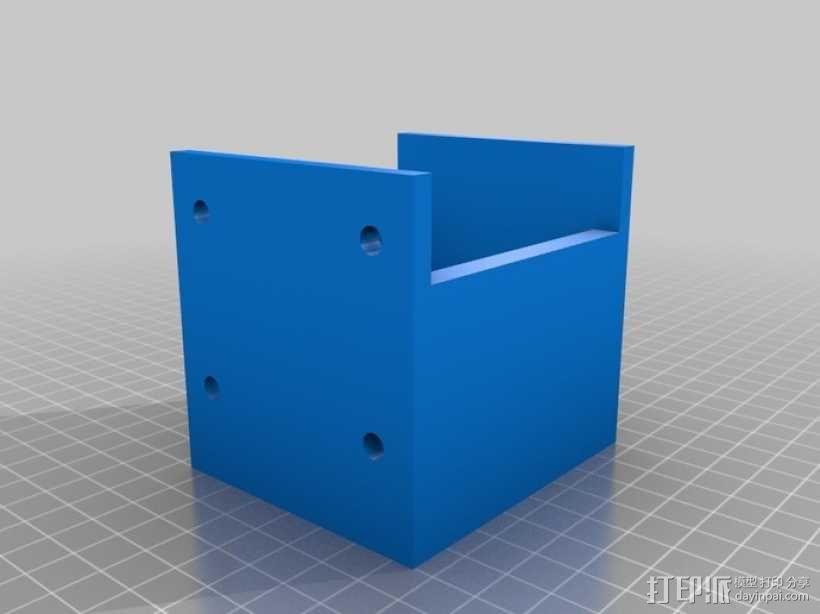 Reprap3D打印机 3D模型  图4