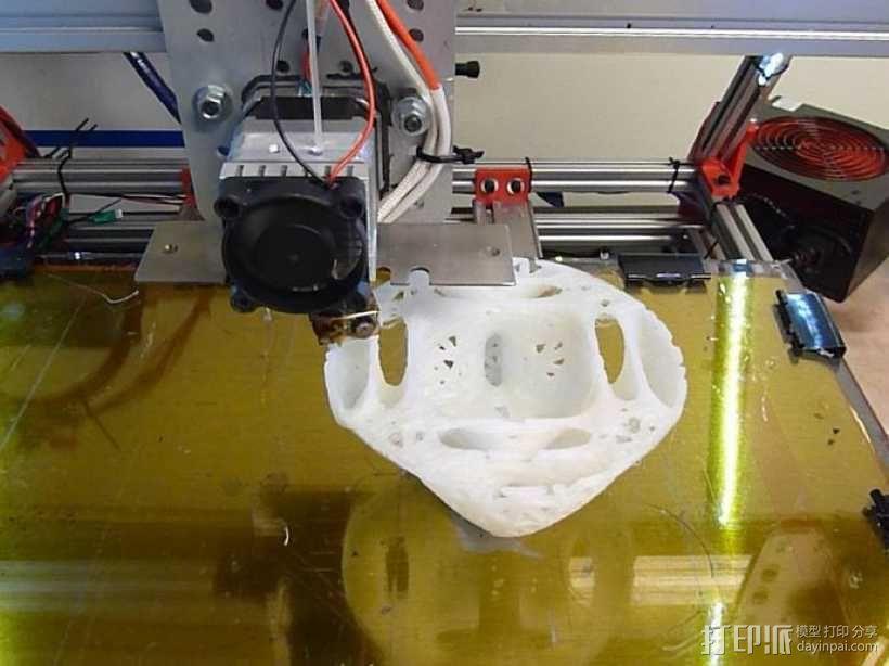 Reprap3D打印机 3D模型  图8