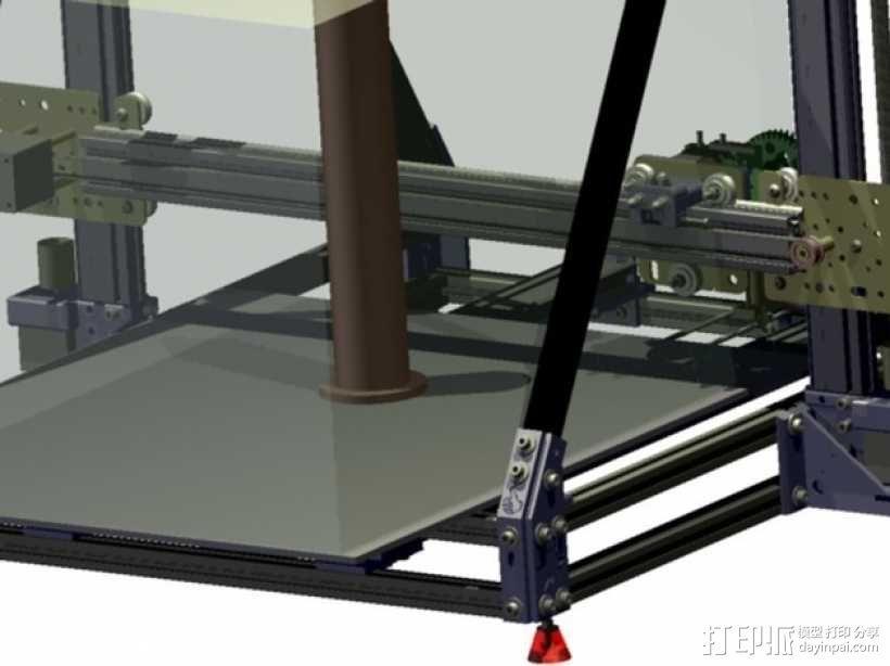 Reprap3D打印机 3D模型  图13