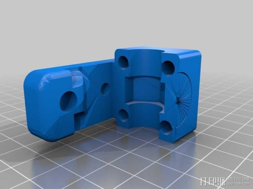 Reprap3D打印机 3D模型  图15