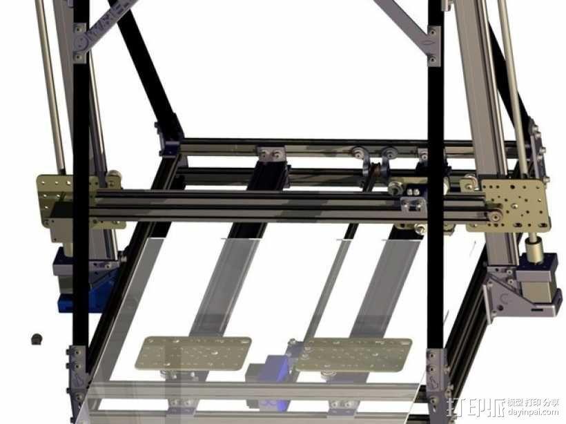 Reprap3D打印机 3D模型  图12