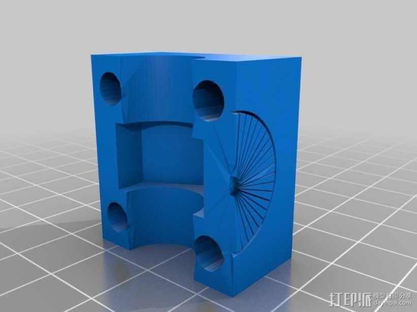 Reprap3D打印机 3D模型  图17