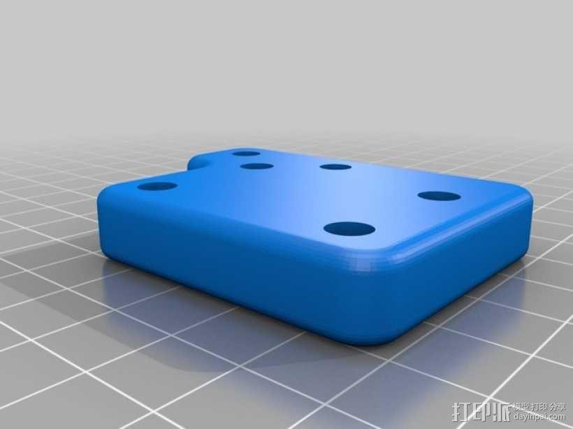 Reprap3D打印机 3D模型  图20