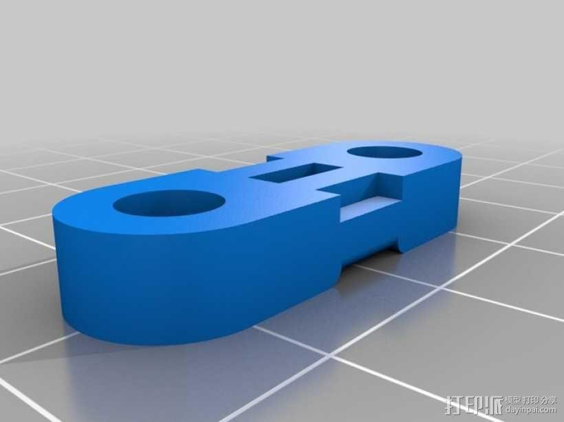 Reprap3D打印机 3D模型  图18