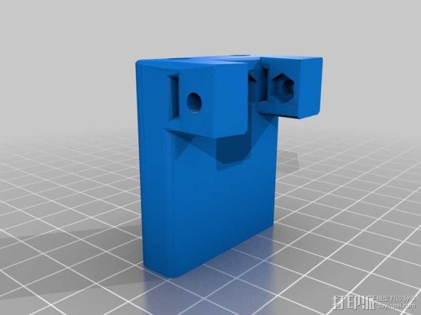 Reprap3D打印机 3D模型  图21