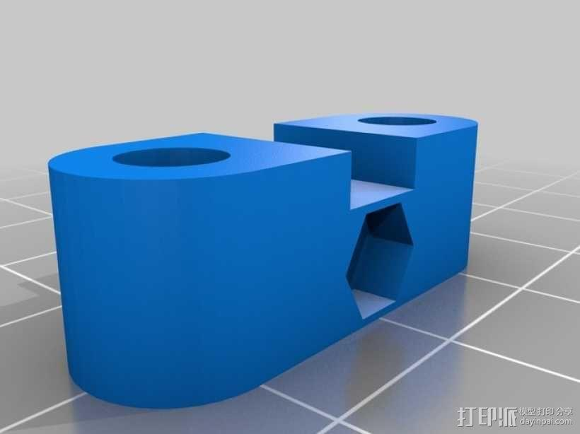 Reprap3D打印机 3D模型  图22