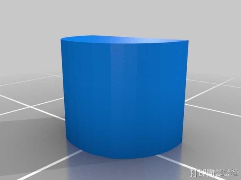Reprap3D打印机 3D模型  图23