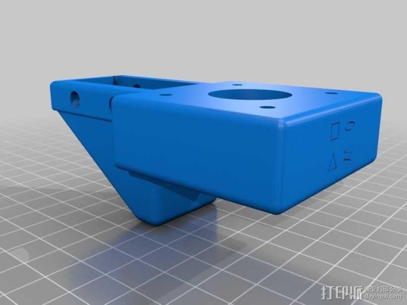 Reprap3D打印机 3D模型  图24