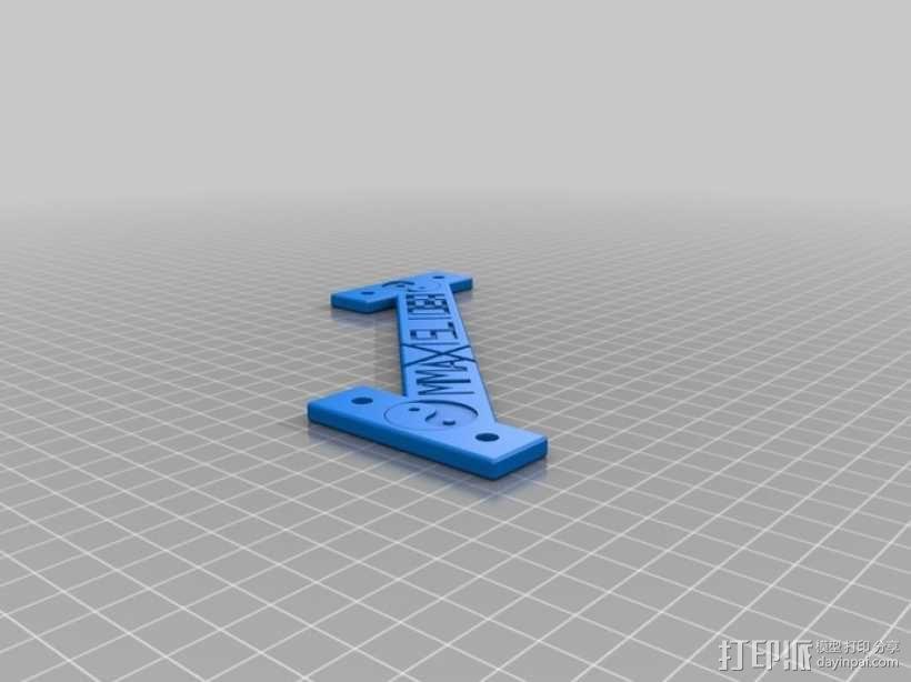 Reprap3D打印机 3D模型  图26