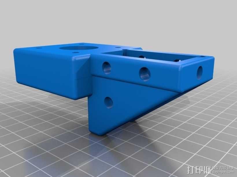 Reprap3D打印机 3D模型  图25