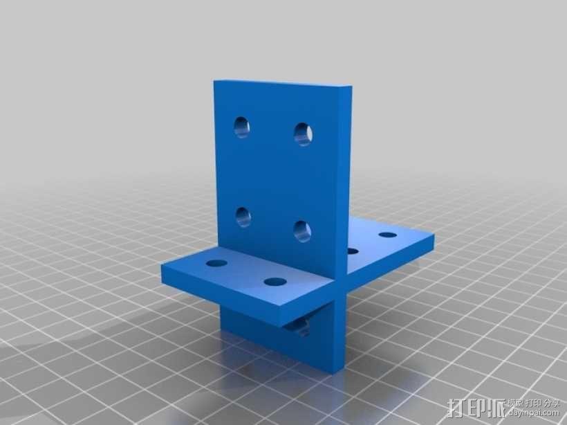 Reprap3D打印机 3D模型  图29