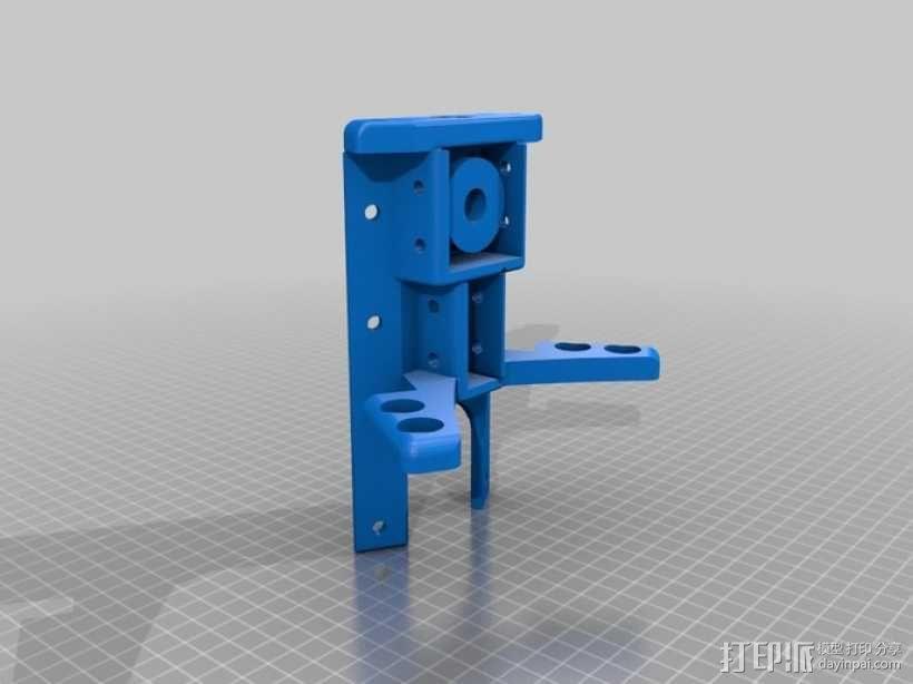 Reprap3D打印机 3D模型  图37