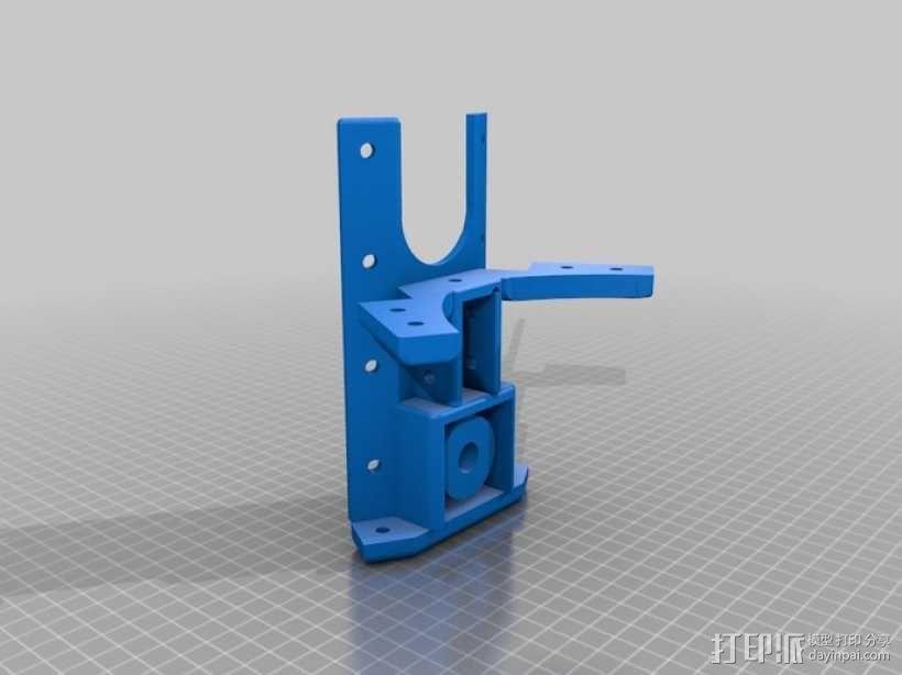 Reprap3D打印机 3D模型  图36