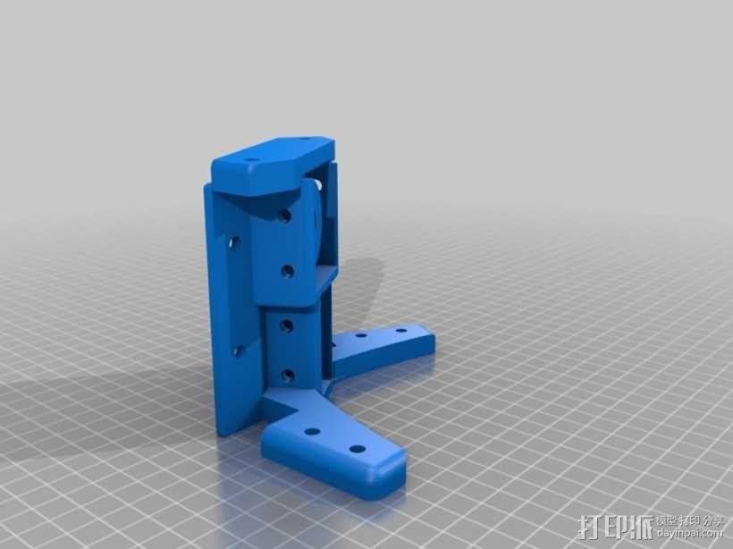 Reprap3D打印机 3D模型  图38
