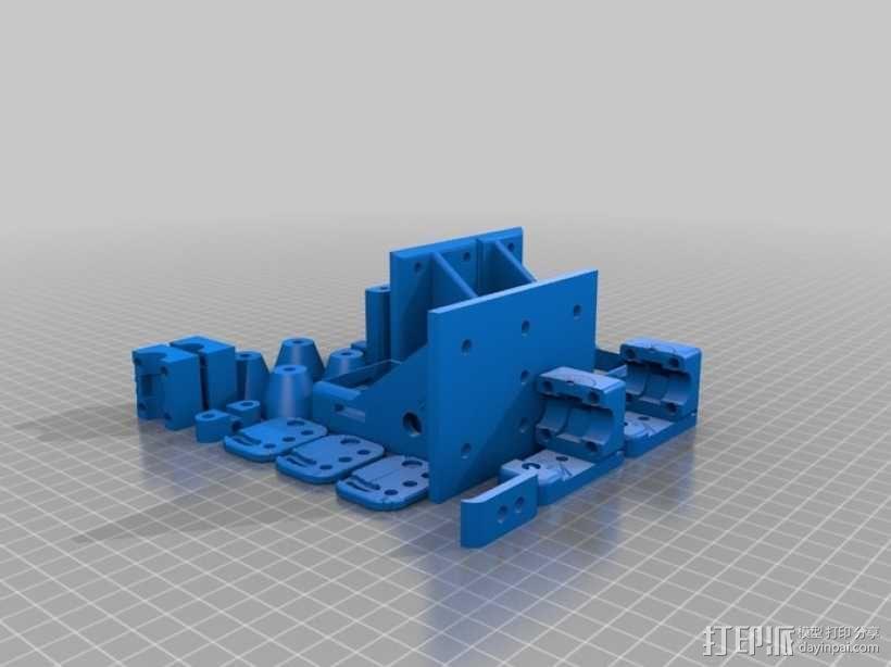 Reprap3D打印机 3D模型  图41