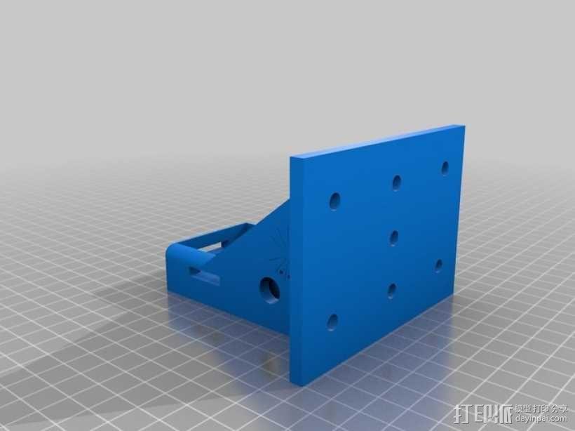 Reprap3D打印机 3D模型  图40