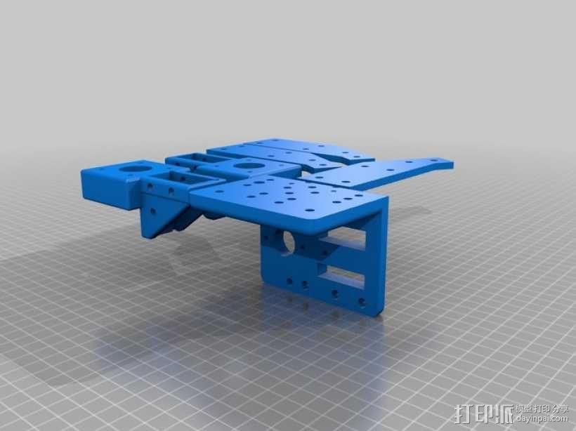 Reprap3D打印机 3D模型  图43