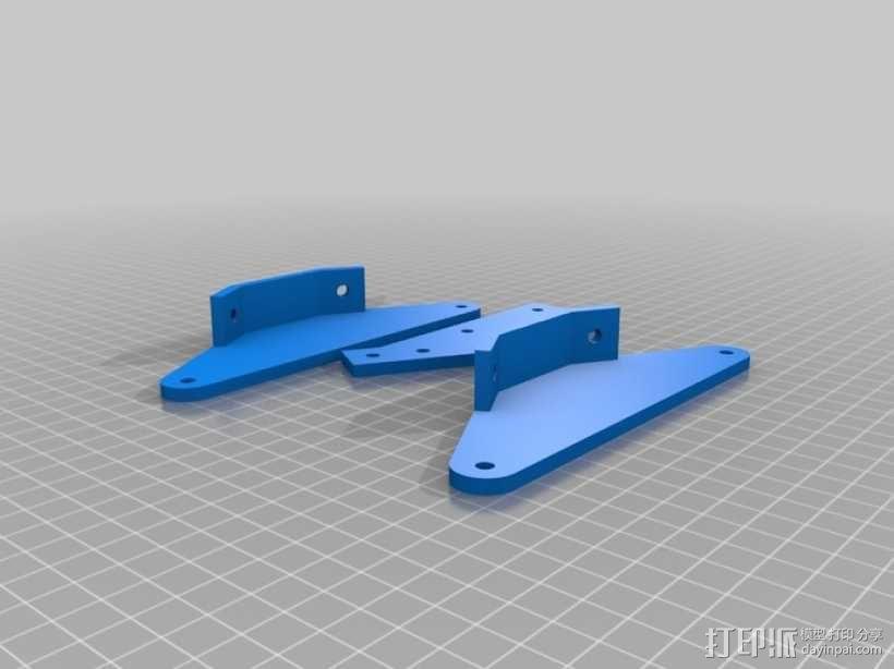 Reprap3D打印机 3D模型  图42