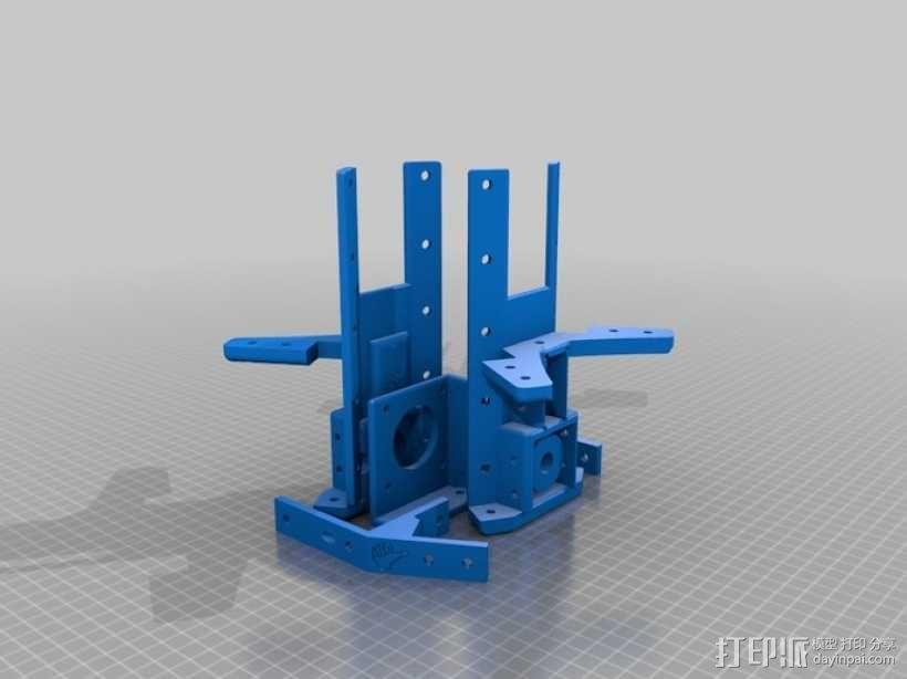 Reprap3D打印机 3D模型  图45