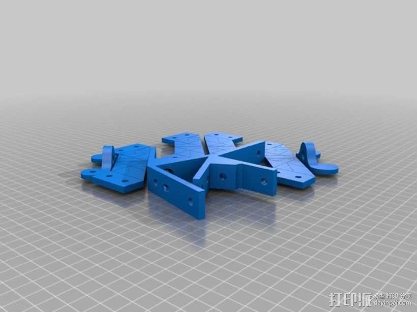 Reprap3D打印机 3D模型  图44