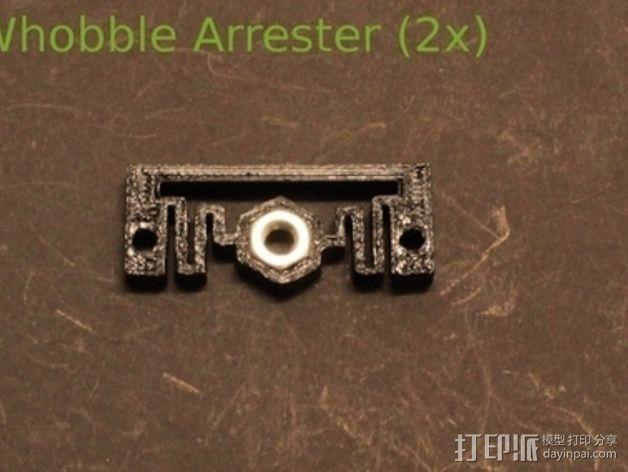 Shapercube打印机部件 3D模型  图2