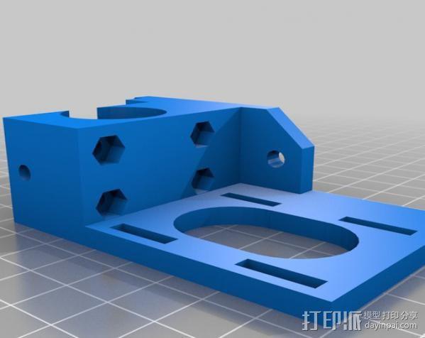 Shapercube打印机部件 3D模型  图7