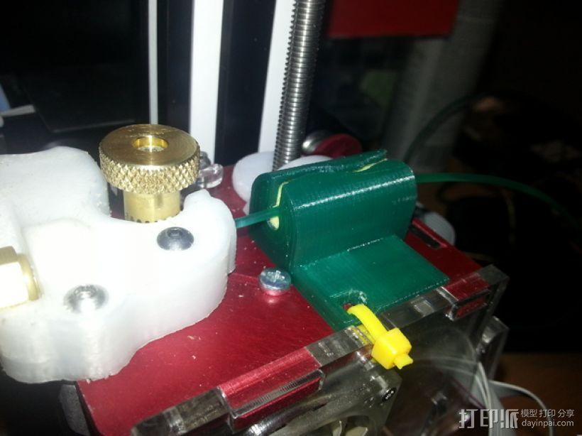 线材清洁器 3D模型  图2