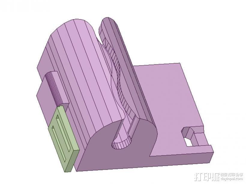 线材清洁器 3D模型  图5