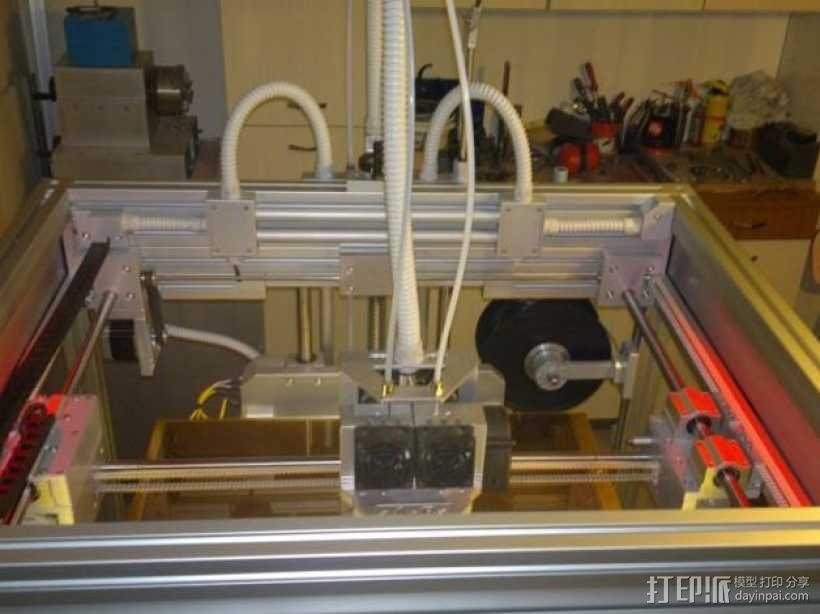 ThingMaker 3D打印机 3D模型  图1