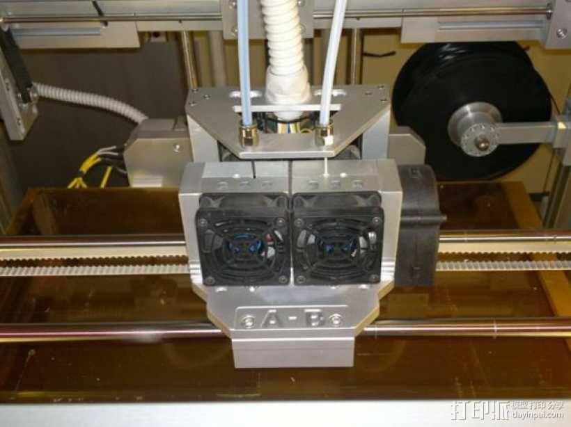 ThingMaker 3D打印机 3D模型  图2