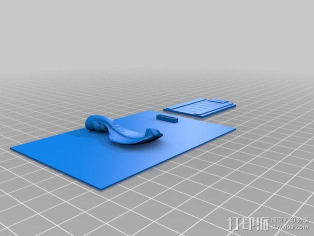 动物标本模型 3D模型  图6