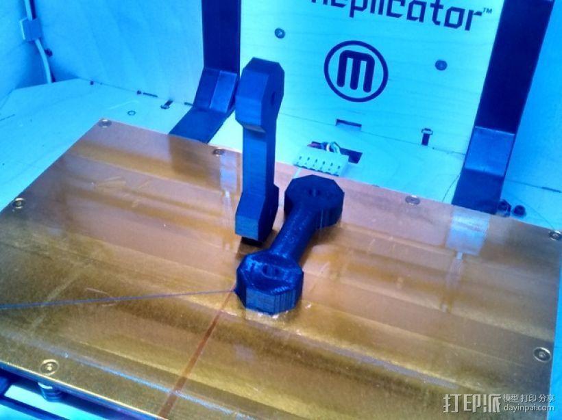 打印测试 力度测试 3D模型  图1